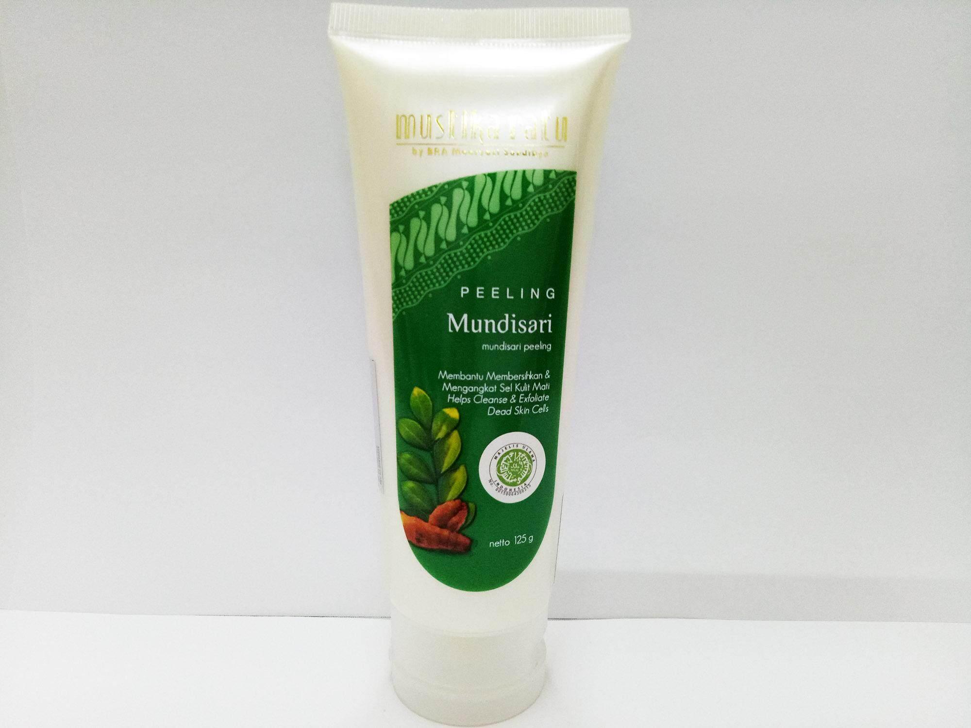 Features Mustika Ratu Penyegar Sari Jeruk Nipis 150ml Dan Harga Pembersih 2 In 1 Whitening 150 Ml Peeling Mundisari Tube 125ml
