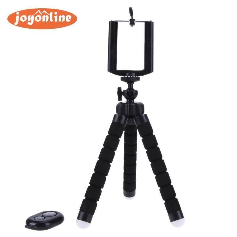 Giá bán [joyonline] Wireless Tripod Bluetooth Camera Remote Controller - intl(蓝色)