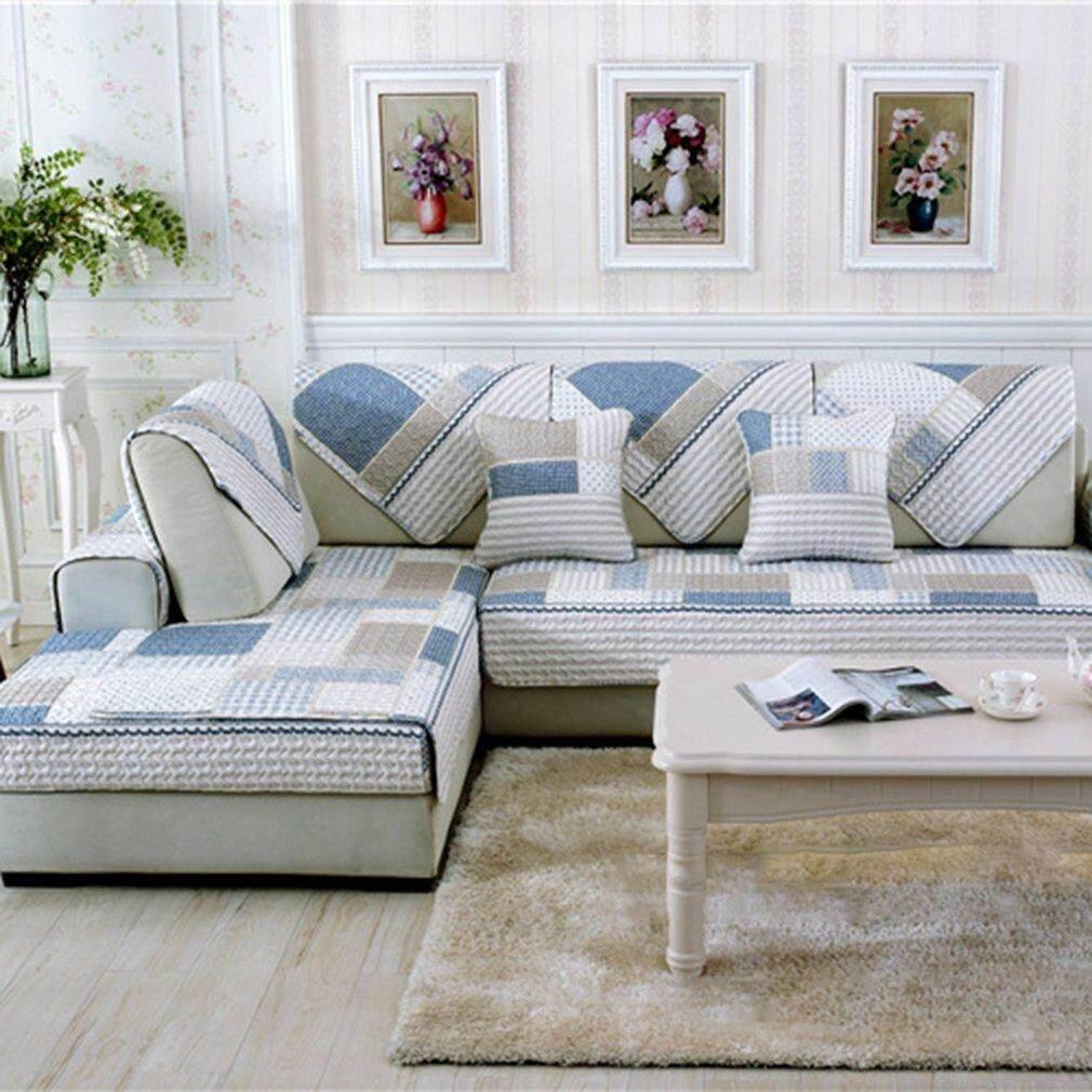 Best Seller Universal Modern Sofa Furniture Seats Mat Cotton Non-Slip Cover Pad 90*160cm