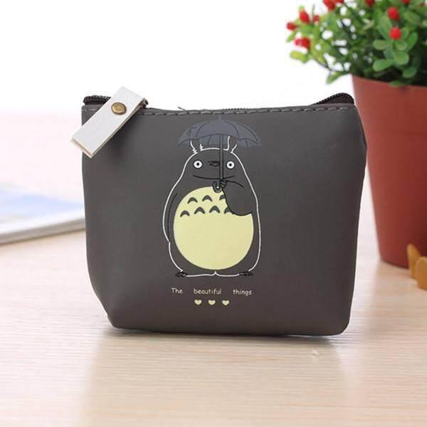 Totoro Coin/Earphone Bag