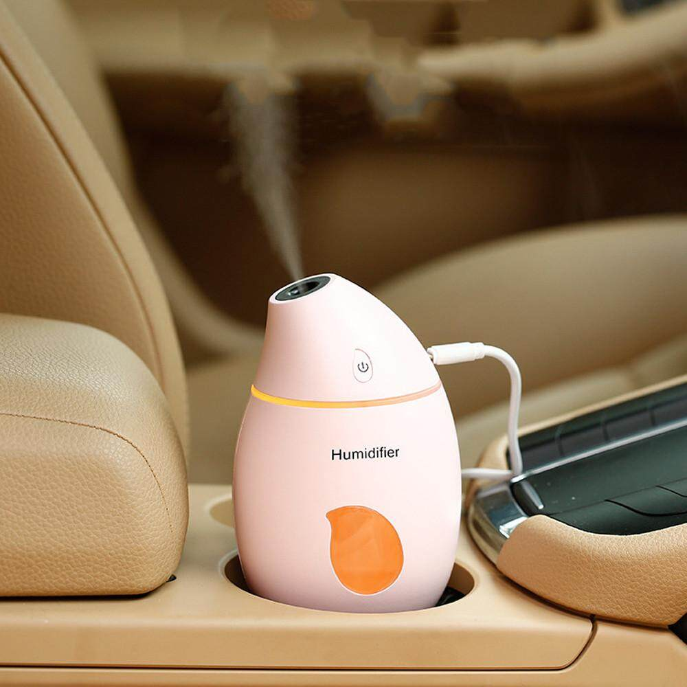 Free Shipping Ultrasonic Night Light Air Humidifier Usb Charging Car Office Small Humidifier By Ppistore.