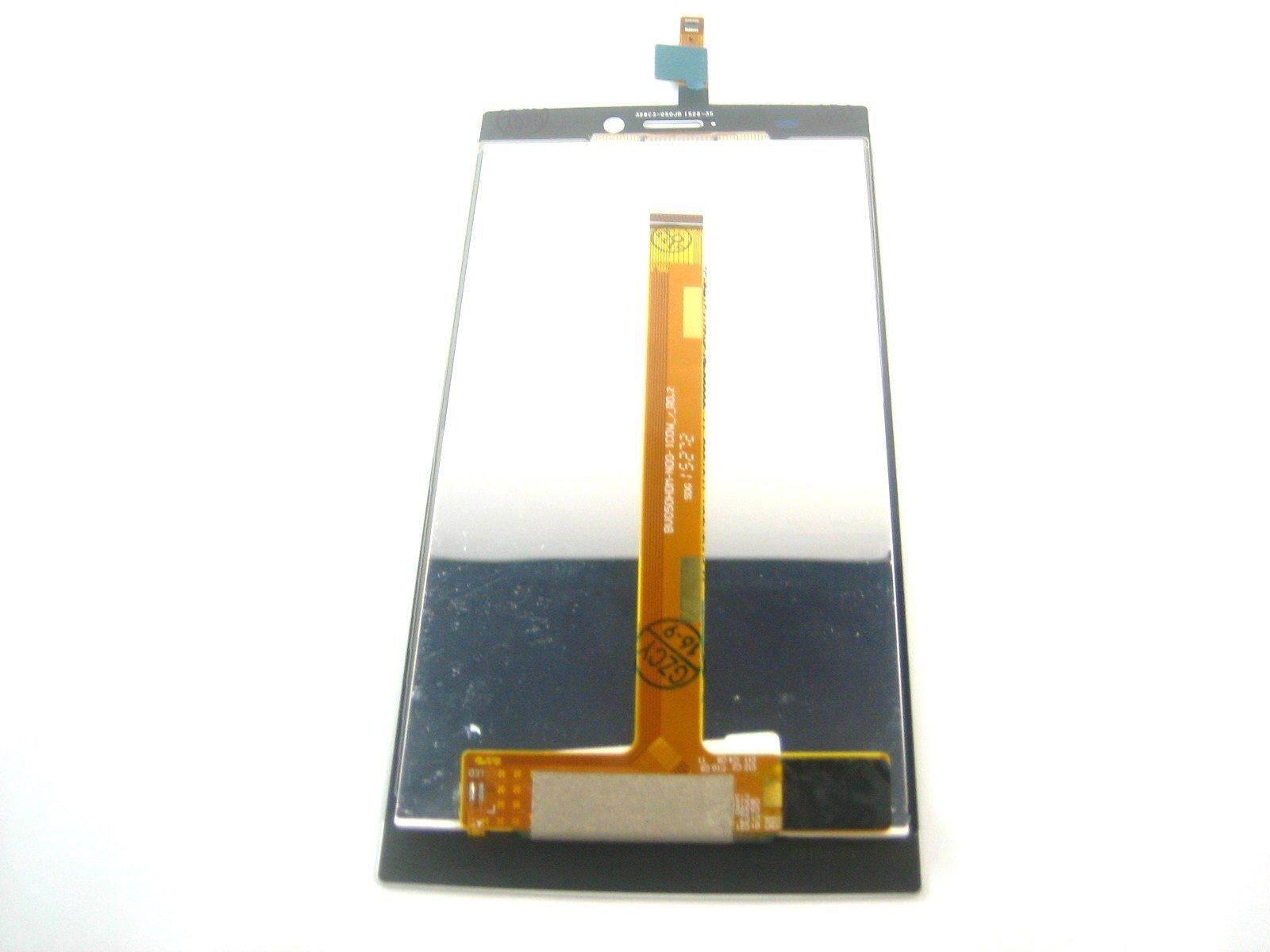 Penuh Layar LCD + Sentuh Layar Digitalisasi untuk Wiko RIDGE FAB 4G ~ Putih