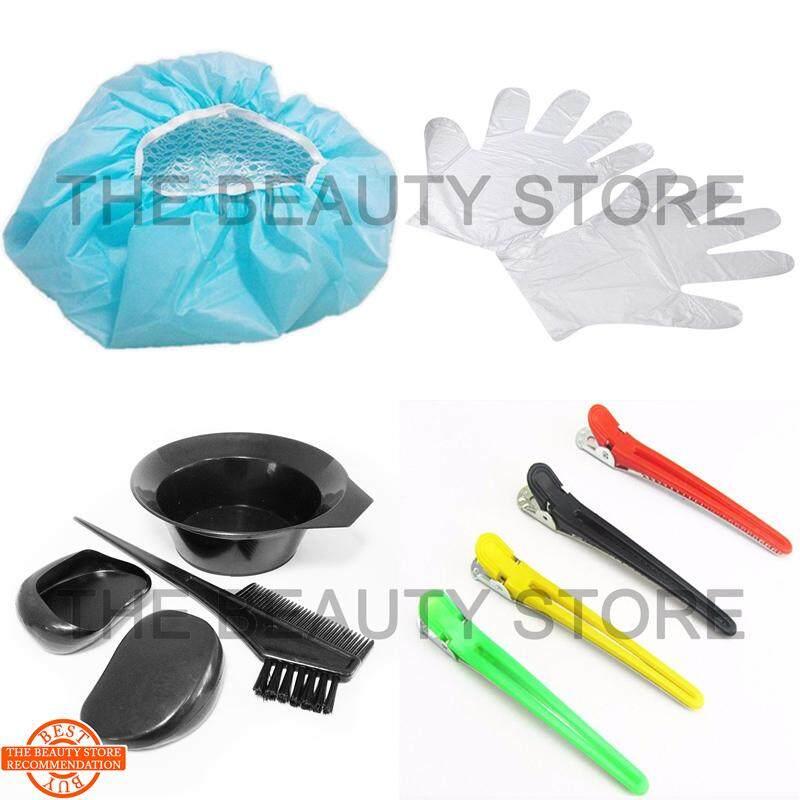 Dye Hair Accessories Full Set 全套染发工具