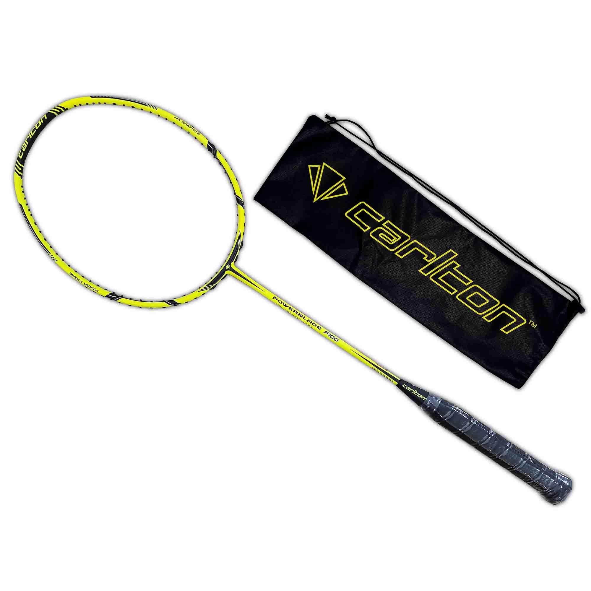 Carlton Badminton Racket Powerblade F 100