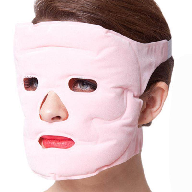 SaiDeng Tourmaline Gel Magnet Facial Mask Slimming Beauty Massage Face Masks Thin Face Remove Pouch - intl Philippines