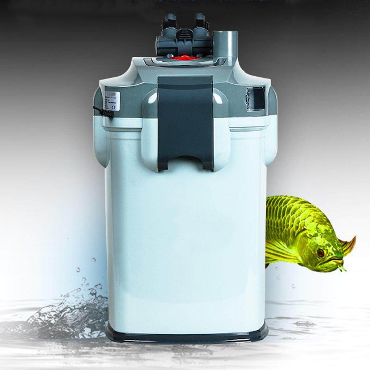 Biopro Eksternal Akuarium Tabung Tangki Ikan Aqua Filter Air 1200LPH Media- Intl - 2 .