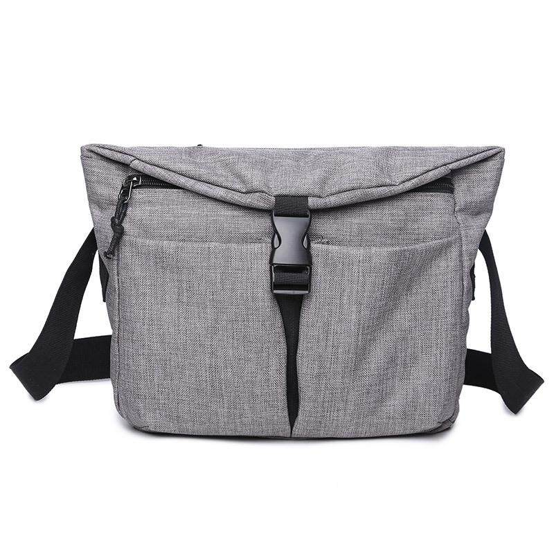 Messenger Bag Pocket Satchel Shoulder Bag for Men - intl