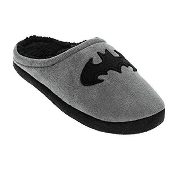 Mens Batman Slip-On Slipper (L(11-12)) - intl
