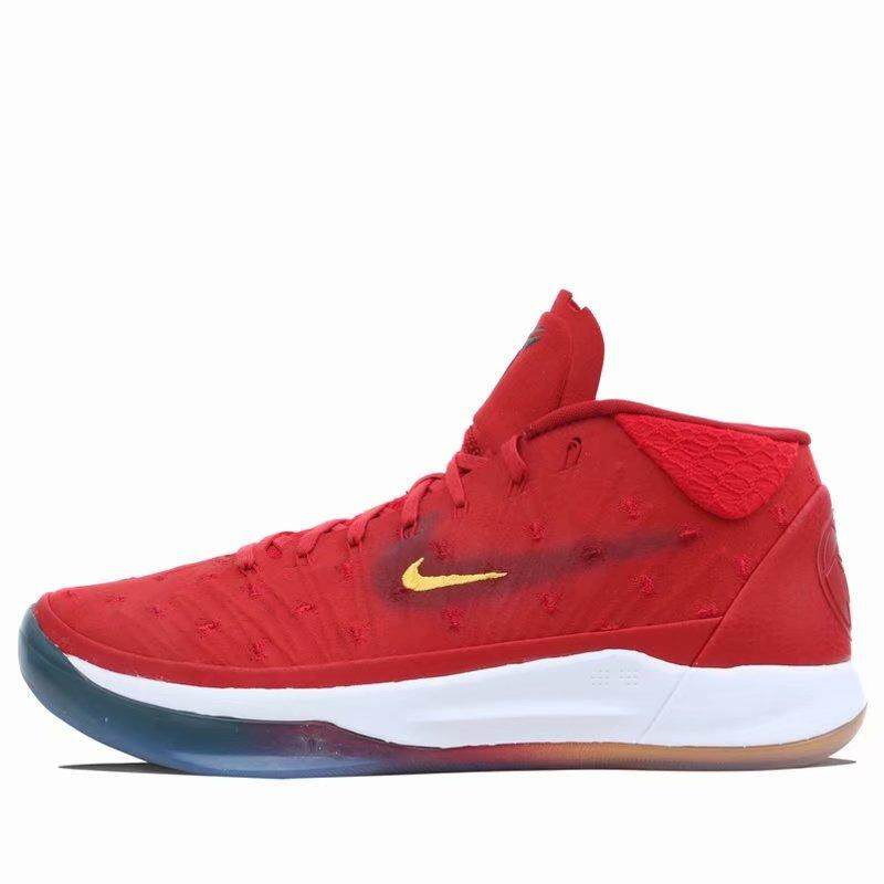 Nike Men Kobe A.D. Mighty IT PE Basketball Shoes Red AQ2722-600 US7-11