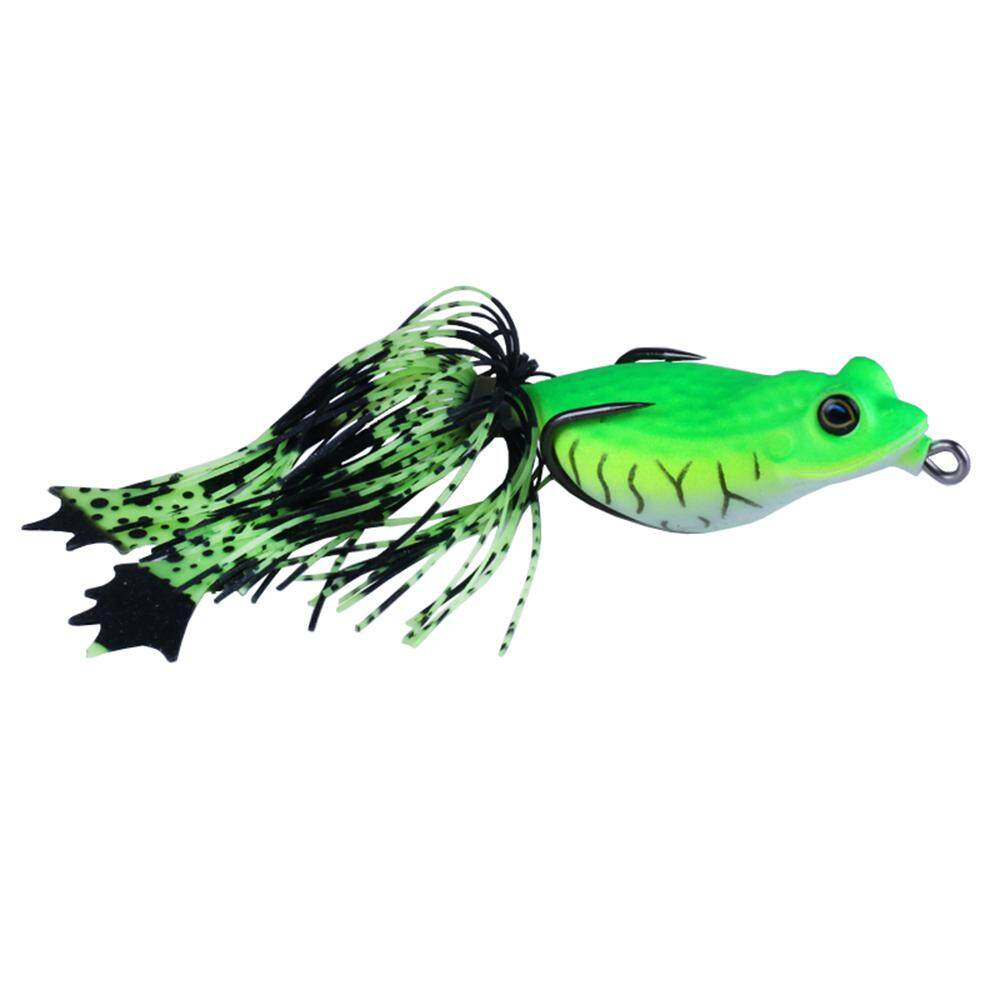 5.5cm / 13g Fishing Lures Soft Bait Hollow Body Lure with Hook Tassel Tail -