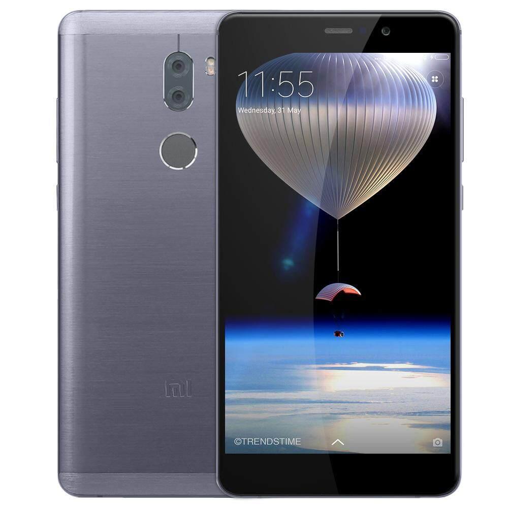 Xiaomi Mi5S Plus 5.7 inch MIUI 8 4G Phablet Qualcomm Snapdragon 821 Quad Core 2.35GHz 4GB RAM 64GB ROM Dual 13.0MP Rear Cameras Fingerprint Scanner Type-C NFC