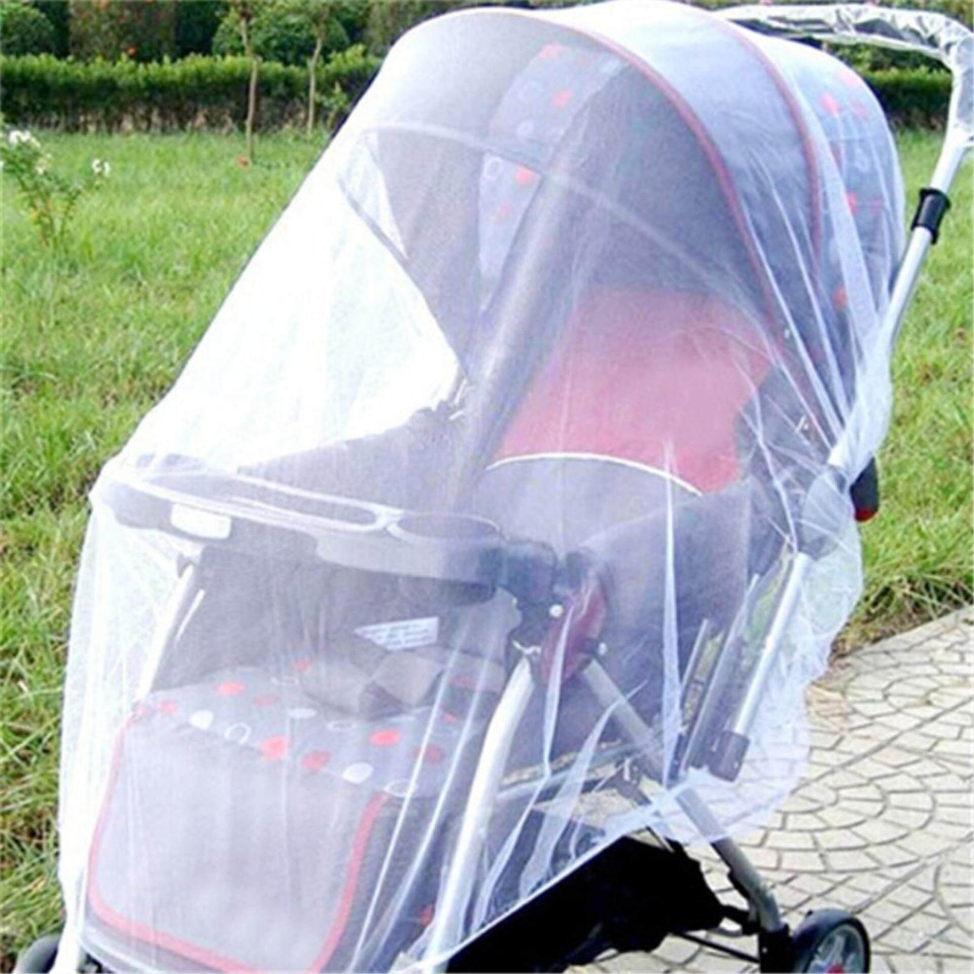 ทารกแรกเกิดรถเข็นเด็กทารก Crip สุทธิรถเข็นเด็กแมลงยุงสุทธิตาข่ายปลอดภัย