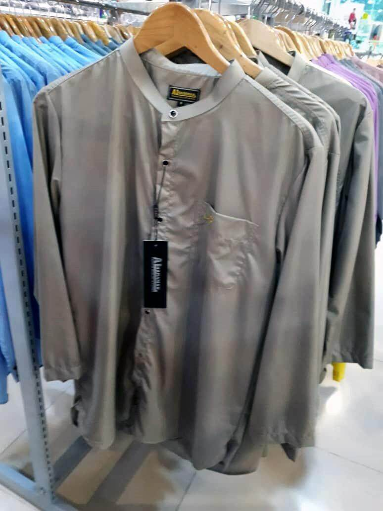 Al-Haraman Kurta Fashion 6 Colours Light Brown ALHARAMAN AL HARAMAN