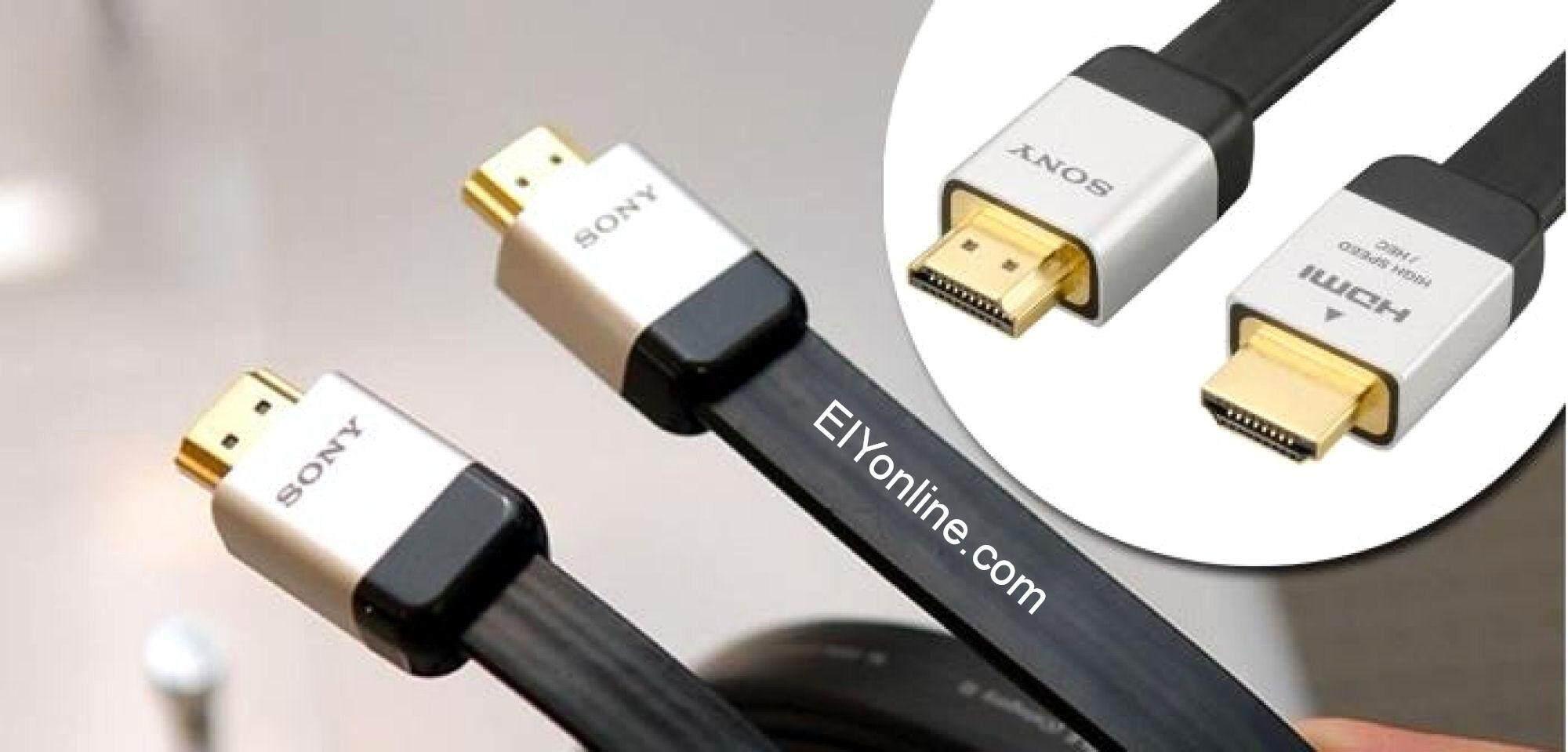 Fitur Sony Hdmi Gold Plated 3d V 1 4 Cable 2m Dan Harga Terbaru 2meter V14