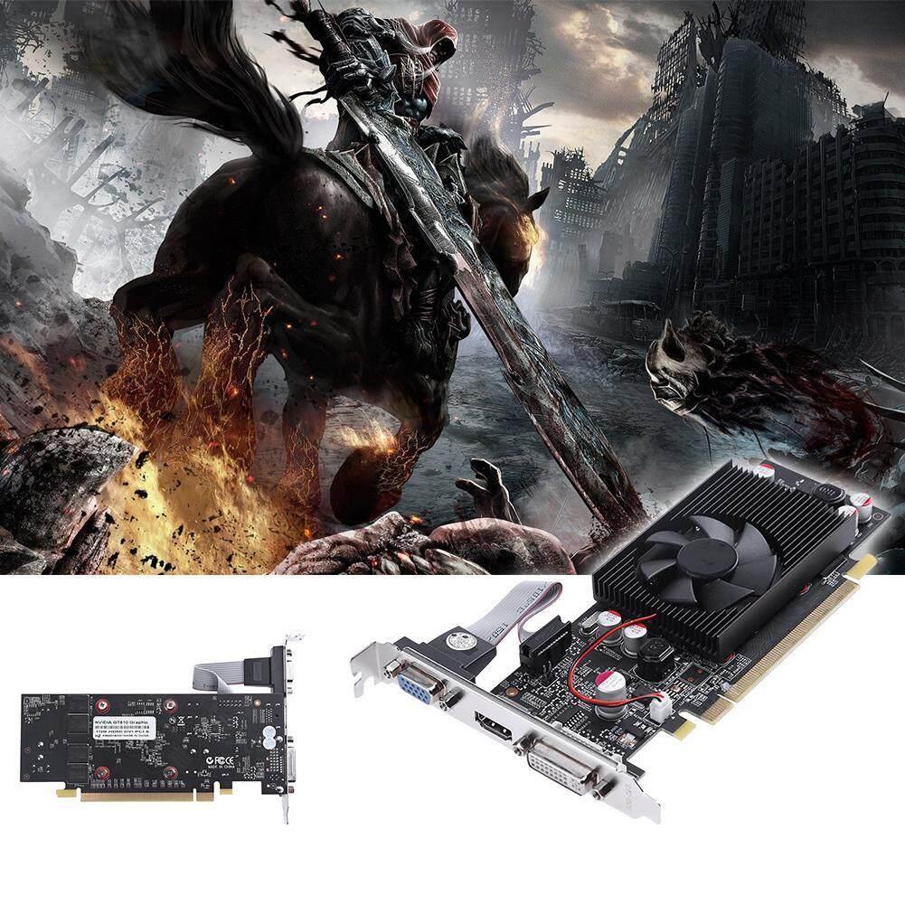 Fitur Gt610 1gb 64bit Ddr2 Pic Express2 0 Game Video Graphics Card Ram Pc 5300 Bergaransi Express20 For Nvidia