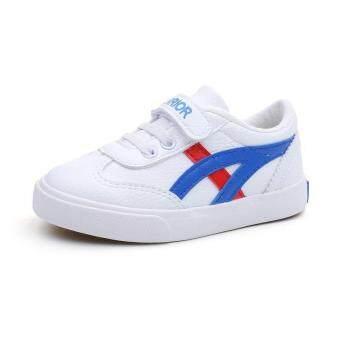 Pencarian Termurah MWT3 Sepatu Anak Musim Semi dan Musim Gugur model baru Sepatu kanvas stiker sepatu olahraga anak laki-laki casual Sepatu bayi harga ...