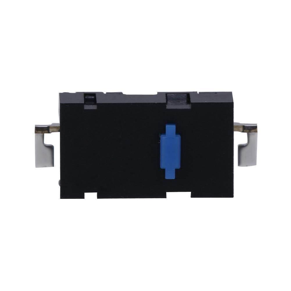 5 Pcs Micro Switch Tombol Tetikus Titik Biru untuk Di Mana Saja MX Logitech M905 (Hitam) (Hitam) (Hitam) (Hitam) (Hitam)