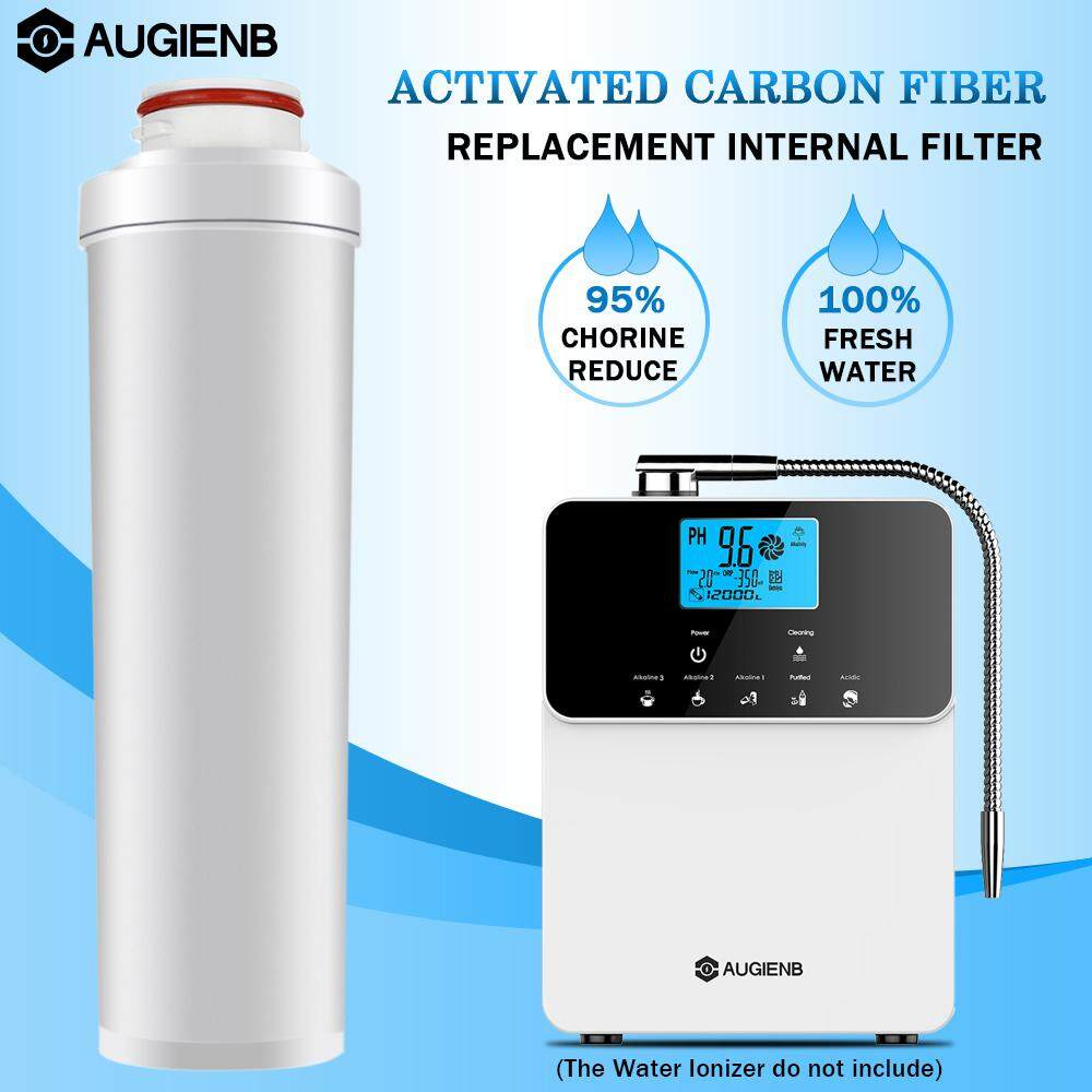 【free Shipping + Super Deal + Limited Offer】augienb Replacement Internal Active Carbon Filter For Water Ionizer Machine Only By Augienb Official Store.
