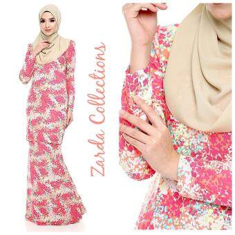 Paling murah Baju Kurung Moden Dahlia Pink kajian semula - Hanya RM129.00 d070f4329f