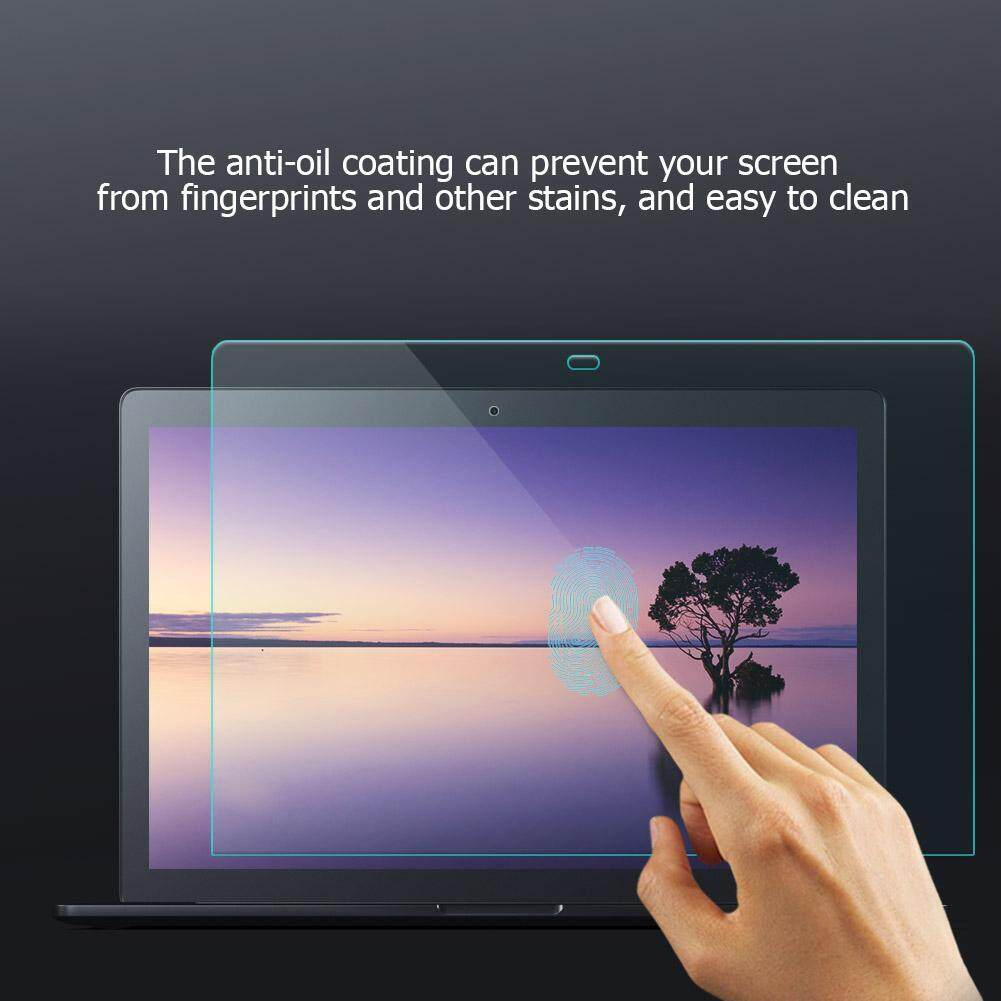 Hình ảnh For MacBook Retina 9H Ultra-Slim HD Transparency Tempered Glass Screen Protector Film 15IN