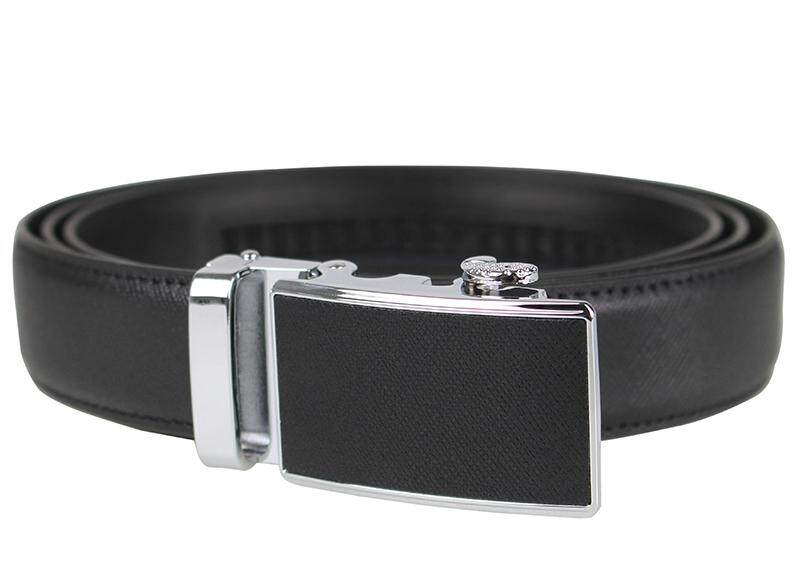 Tomaz NT58 Leather Belt (Black)