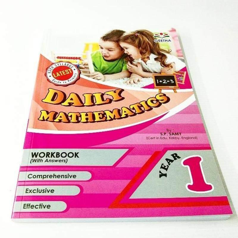 Daily Mathematics Year 1 Geetha Malaysia