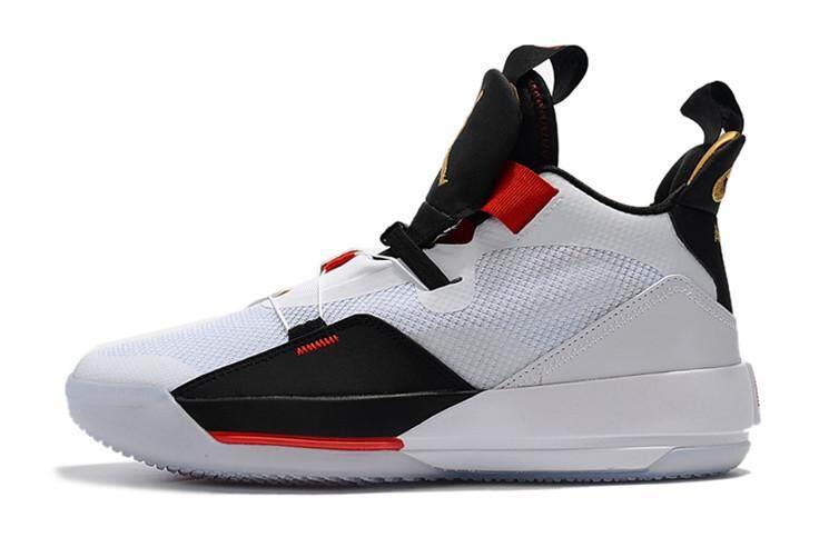 size 40 c6d90 e3b0a ... coupon for nike original michael jordan 33 mens basketaball shoe white  red global sales mj aj