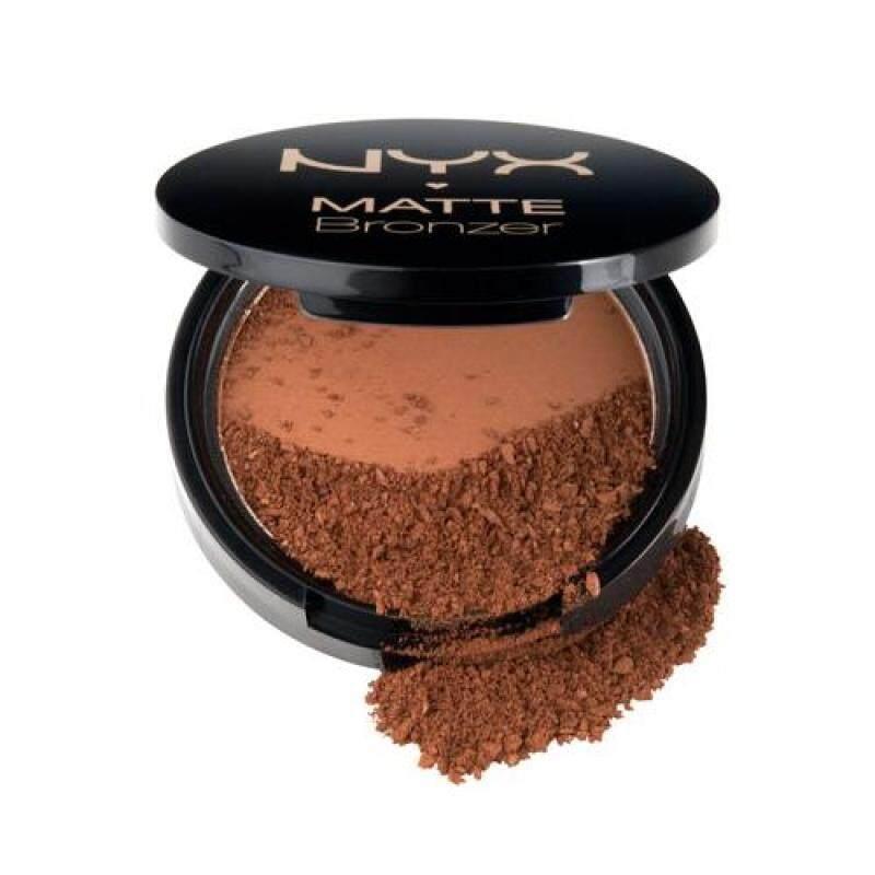 Buy NYX Matte Bronzer - Deep Tan Singapore