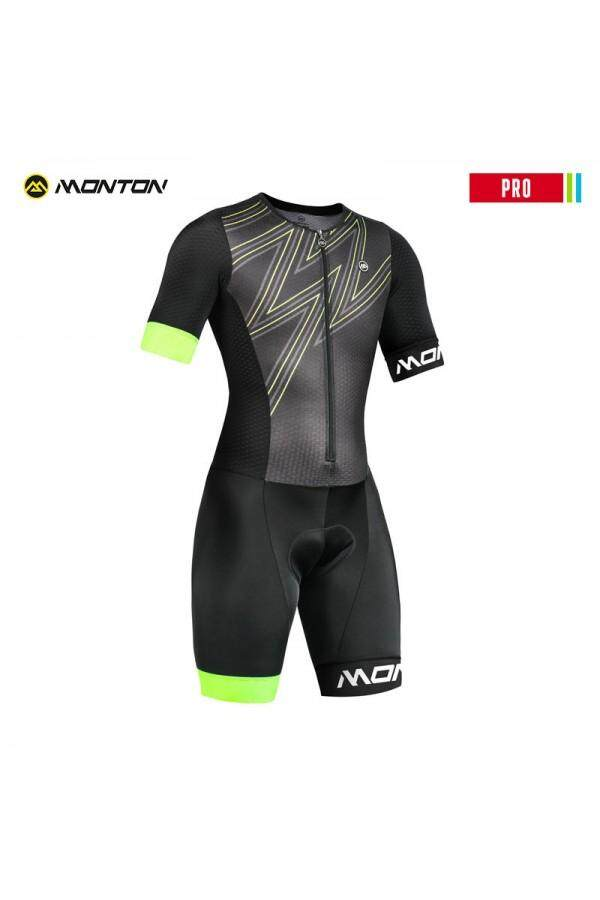 MONTON MENS CYCLING SPEED SUIT PRO TWINKLE