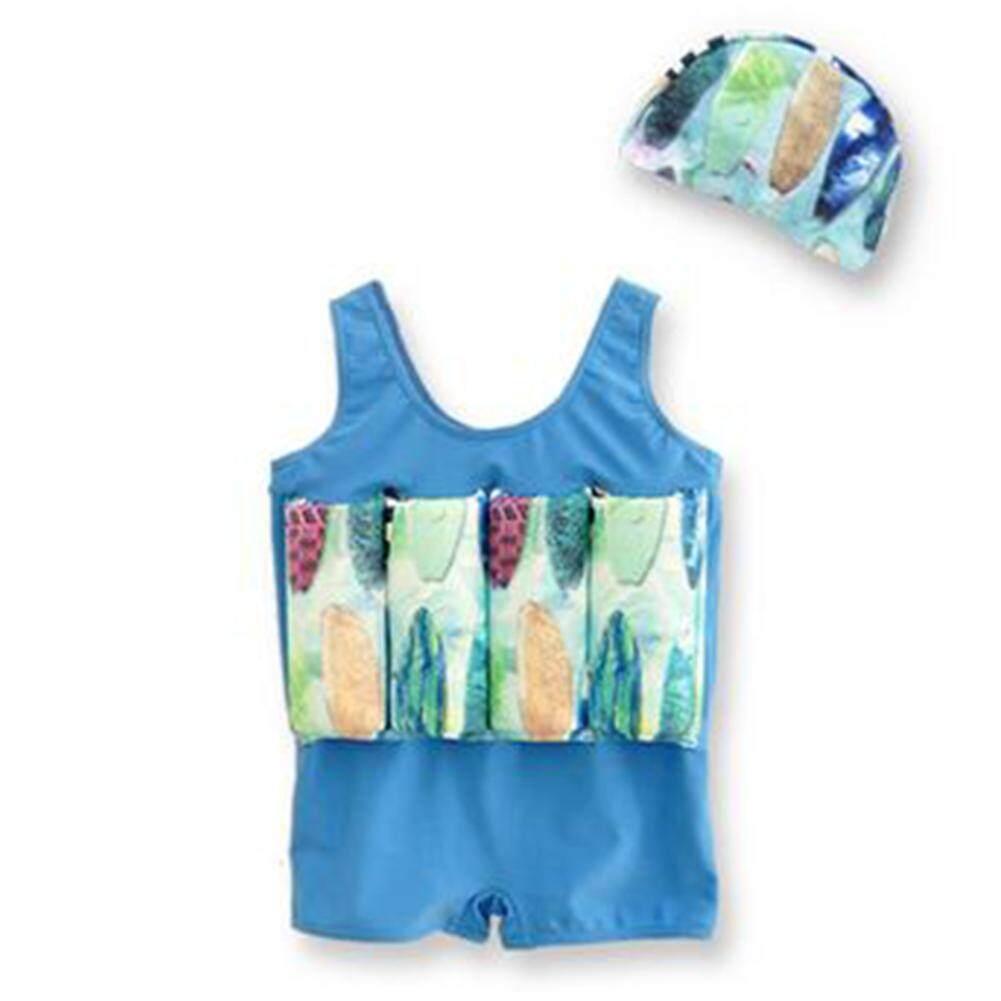 One - ชิ้นชายหญิง Buoyancy Vest Float เด็กเด็กปลอดภัย Aid ชุดอุปกรณ์ว่ายน้ำ By Beauty520.