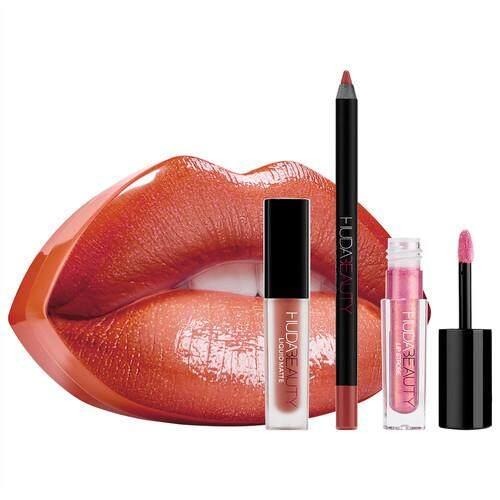 Branded Lip Contour & Strobe Set Trendsetter & Snoby