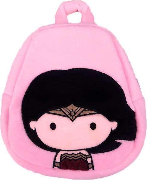 Justice League Wonder Woman Chibi Plush Backpack