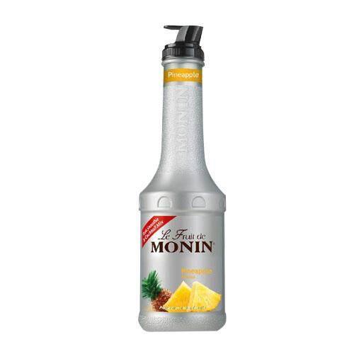 MONIN PINEAPPLE FRUITMIX PUREE 1LT