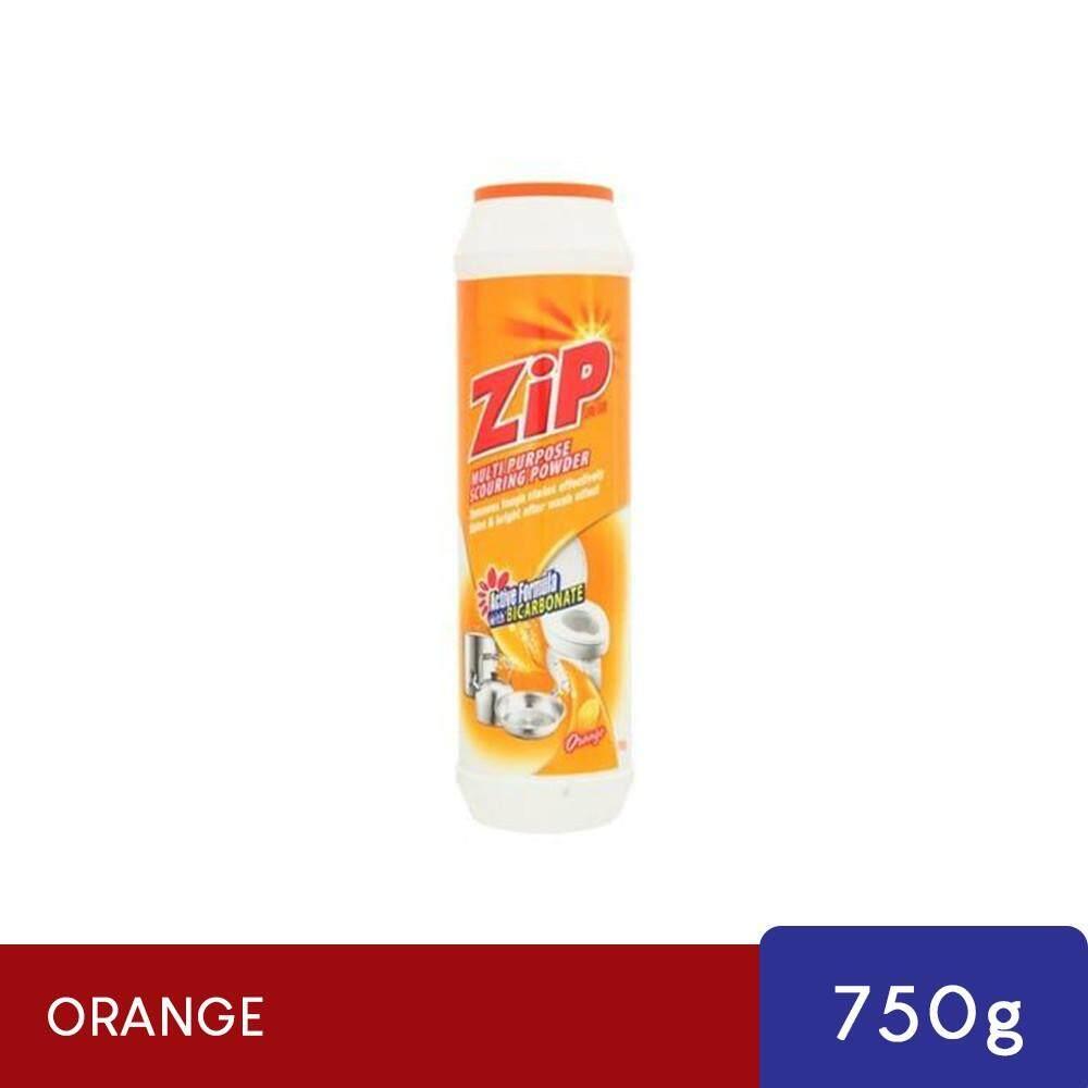 Zip Multi Purpose Scouring Powder Orange 750g