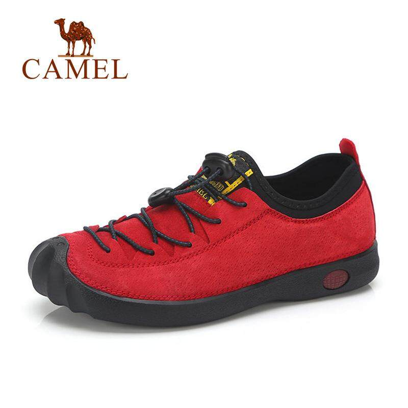 Camel women s shoes 2018 autumn new light and comfortable elastic band  women s casual shoes outdoor shoes 080fe6faef