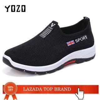 Giày Chạy Bộ YOZO Cho Nữ Giày Tập Thể Thao Leo Núi Địa Hình Chống Trượt Thoáng Khí Ngoài Trời thumbnail