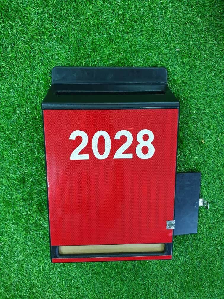 Durable Letter Box