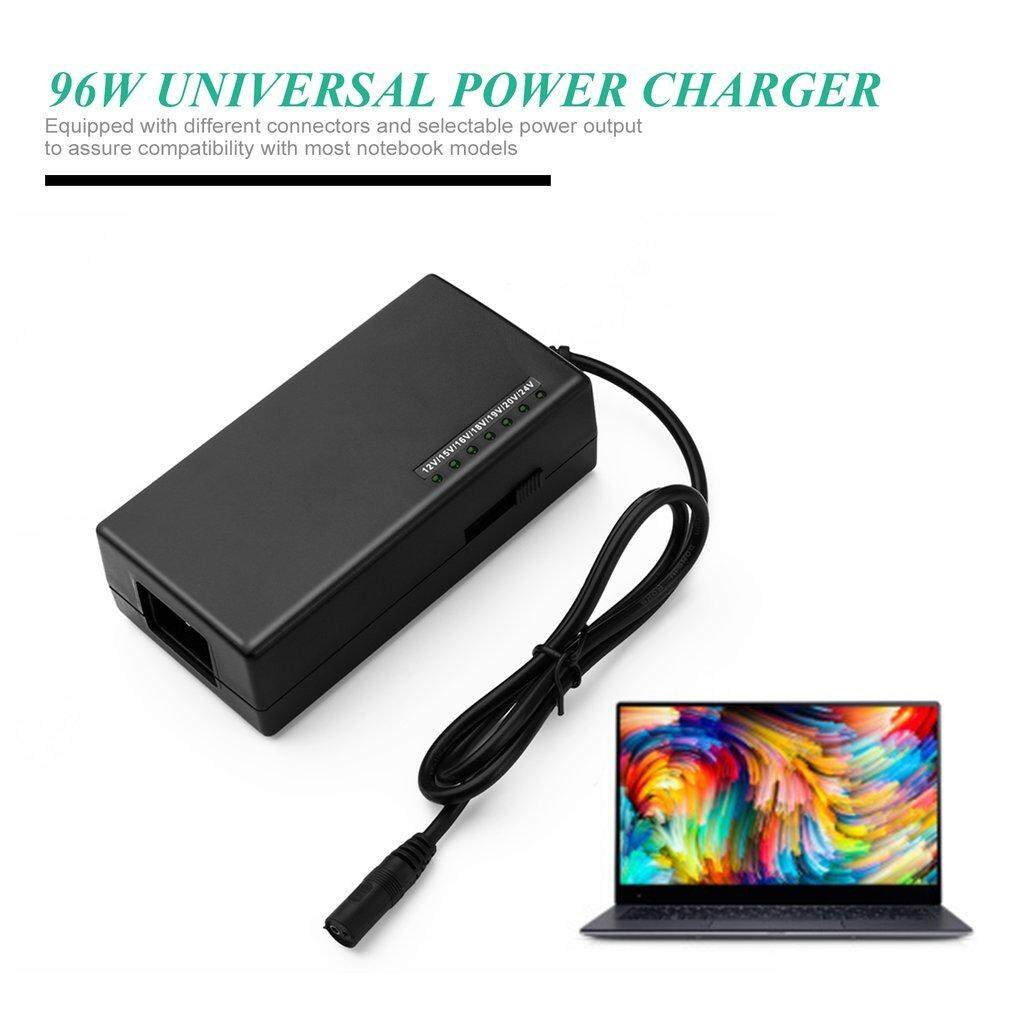 JinGle 96W Universal Power Charger Adapter AC 110V/240V For Laptop/Notebook EU Plug - intl