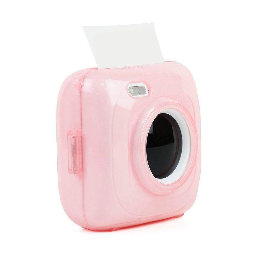 Hình ảnh OSMAN Luminous Transparent Protector Case Cover Phone Printer Bag Tools for Paperang - intl