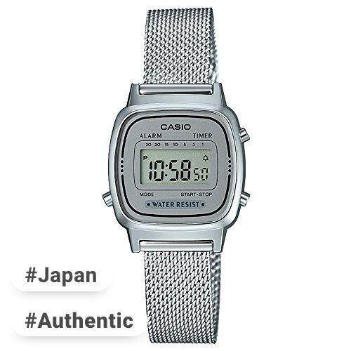 Casio Standard La670Wem-7Jf Ladies