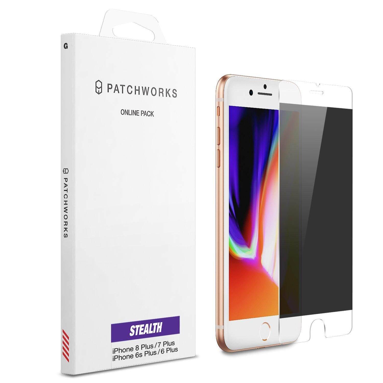 IPhone 8 7 6 S 6 Plus Pelindung Layar, Patchworks ITG Siluman Kebijakan-Dibuat Di Jepang anti Mata-mata Privasi Filter Dicat, Kaca Kokoh untuk Apple iPhone 8 PLUS 7 Plus 6 S Plus 6 Plus-Intl