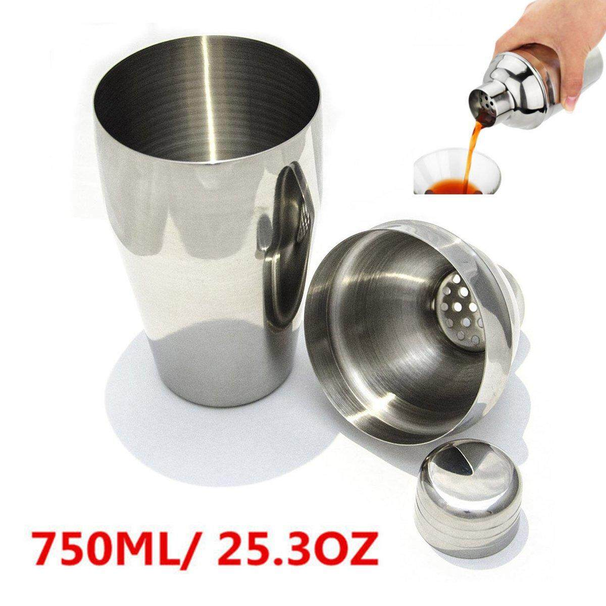 Stainless Steel Cocktail Shaker Mixer Drink Bartender Martini Bar Set Tool Kit By Audew.