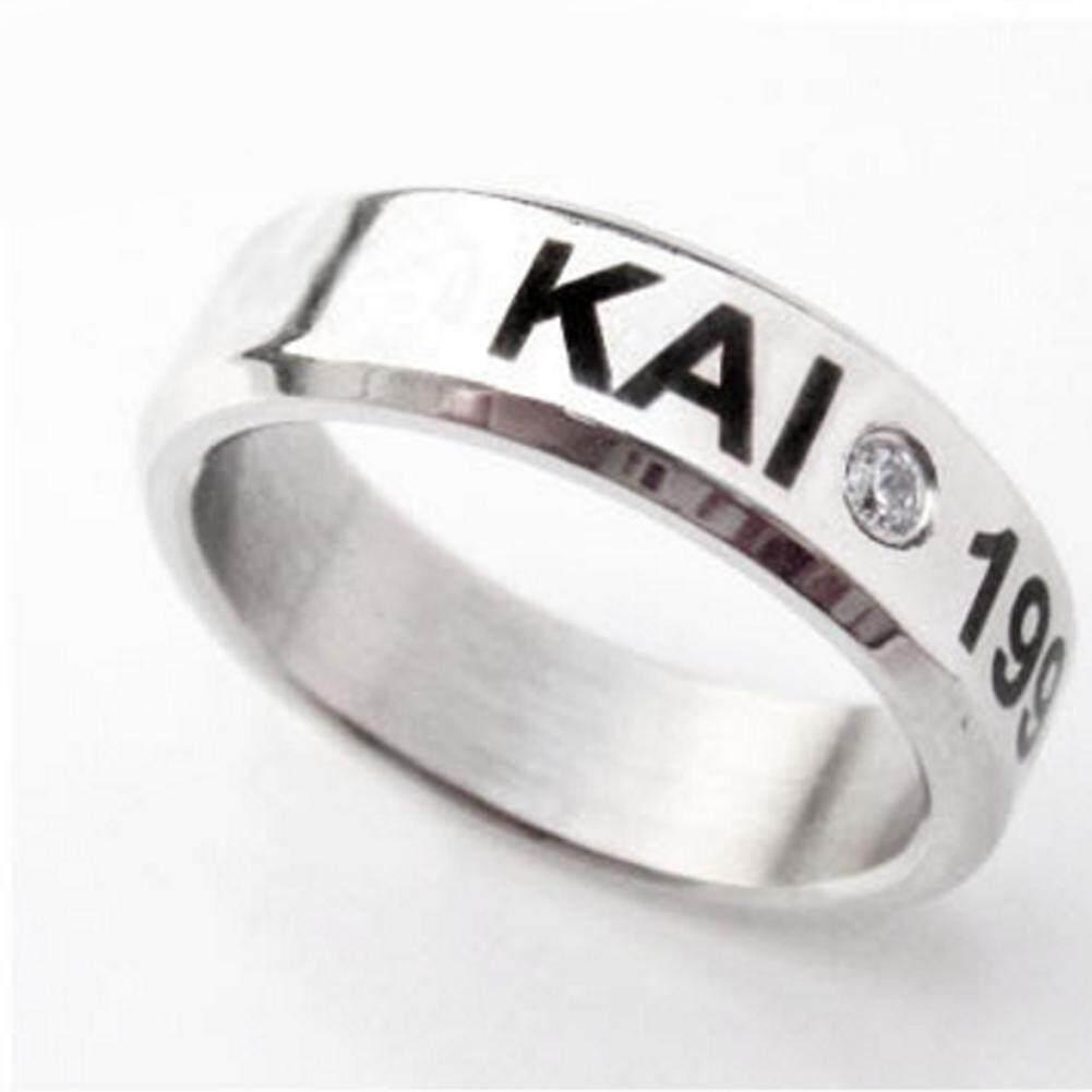 Ganci Rubber Kpop Exo Beli Harga Murah Bahan Baku Boneka 58mm Include Mika Team Bts Shinee Memorial Titanium Ring