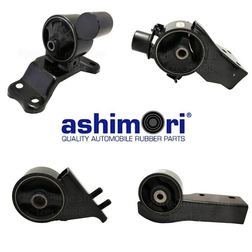 Ashimori Engine Mount Set Proton Saga BLM 1.6L (Manual) 08'-11'