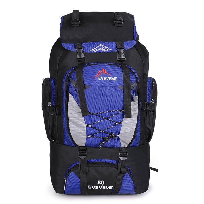 Dreamtale Travel 80L Hiking Backpack Outdoor Backpack Multipurpose  Multifunction Large Capacity Backpack 6d8bee955f