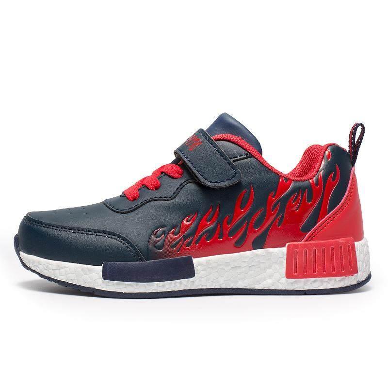 Vikey Ukuran 28-39 Anak-anak Sepatu Olahraga Anak Laki-laki Gadis Sneakers Anak Sepatu Lari Anak Sepatu Kasual - 2