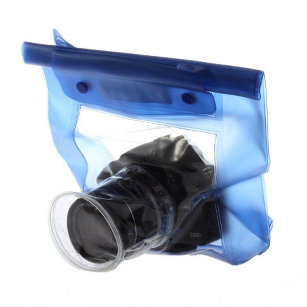 Catwalk Anti-Air Di Bawah Air Kerangka Kamera Case Kering Tas untuk Canon 5D/7D/450D/60D