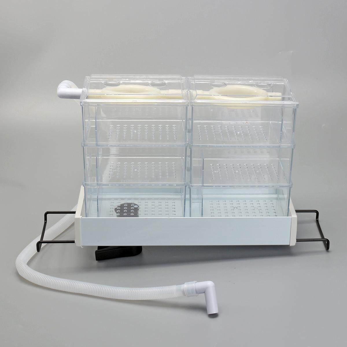 Aquarium Filter Trickle Rain Drop Upper Fish Tank Water Aqua Filter  6 Boxes By Glimmer.