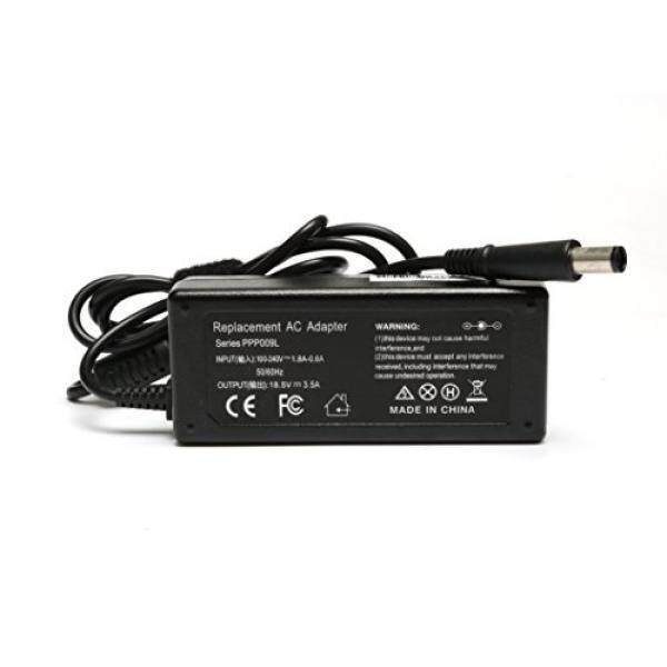 Laptop Chargers & Adapters 65W Laptop Charger AC/DC Adapter for HP Pavilion G4 G6 G7 M6 DM4 DV4 DV5 DV6 DV7 G60 G61 G72,2000-2C29WM 2000-2D19WM 2000-329WM 693711-001 677774-001 - intl