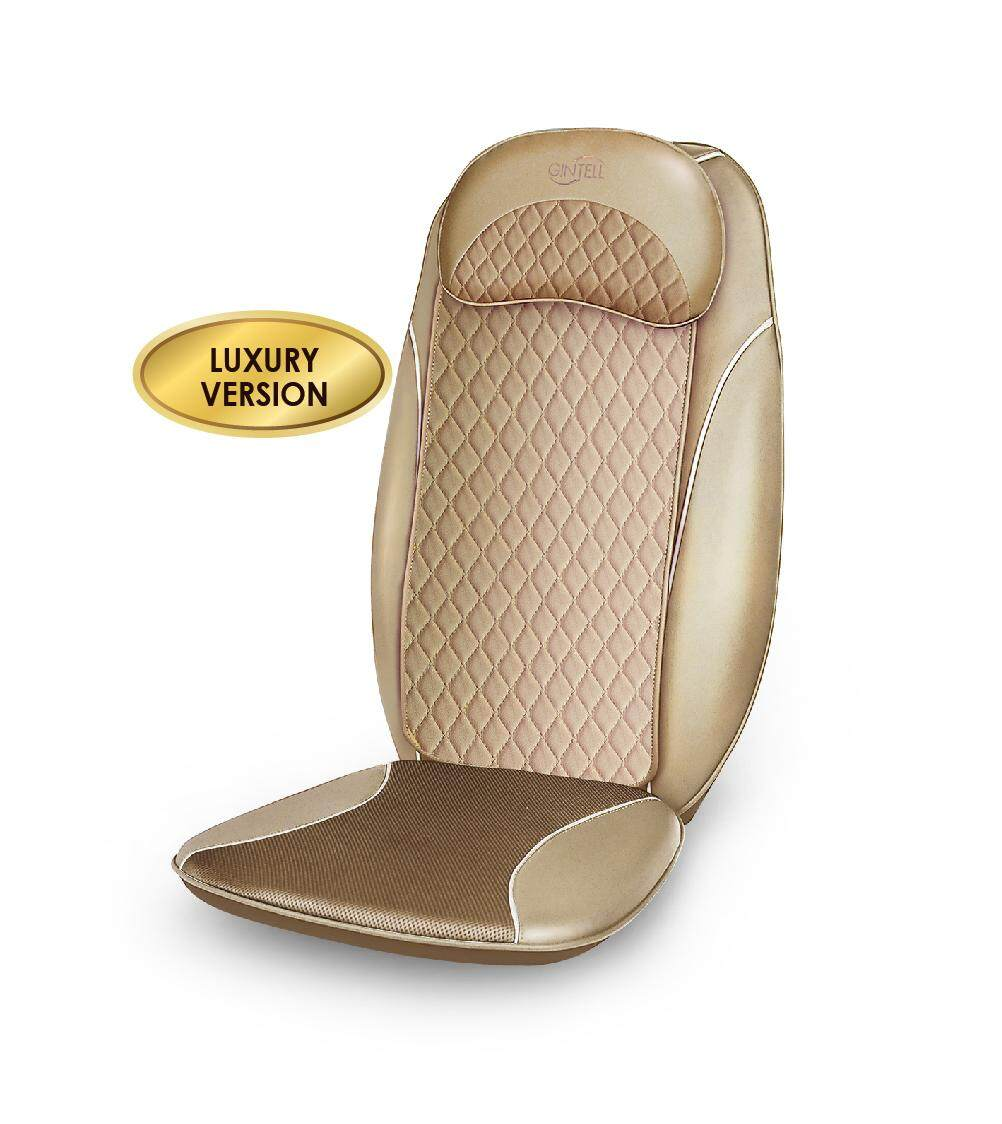 GINTELL G-Mobile EZ Portable Massage Cushion (Upgraded Version)